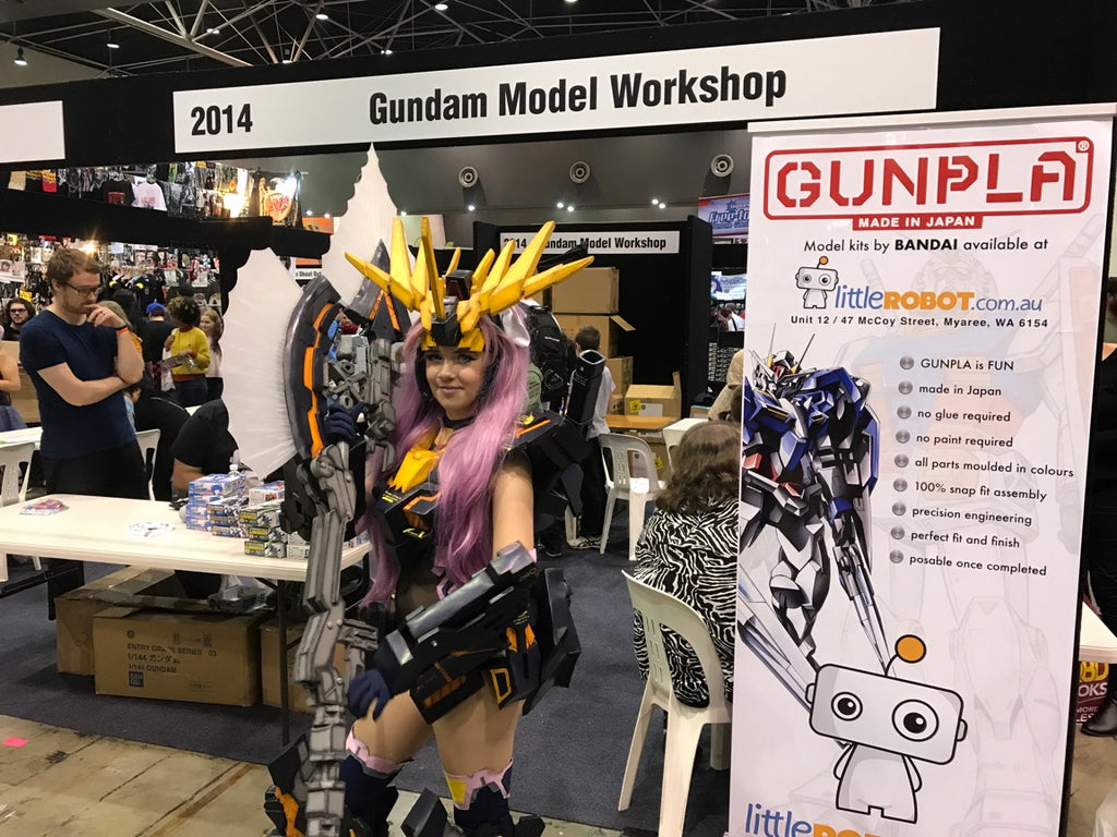 Supanova Perth 2018 wrap up