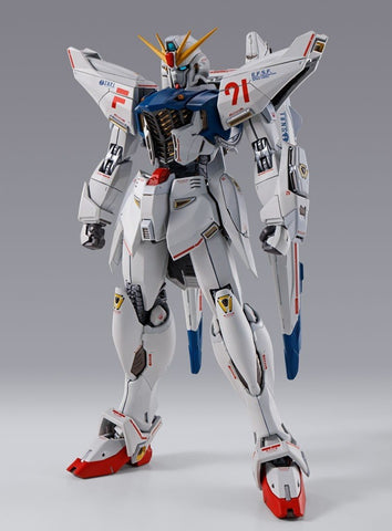 X6717 METAL BUILD F91 Chronicle White Version