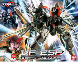 X2063 1/72 VF-25F Armored Messiah