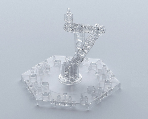 X0943 Action Base 5 Clear