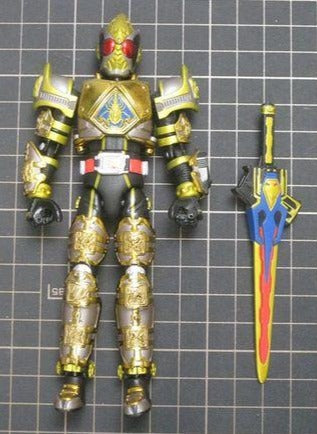 Pre Owned Lot 1951 - Souchaku Henshin Kamen Rider Blade King Form