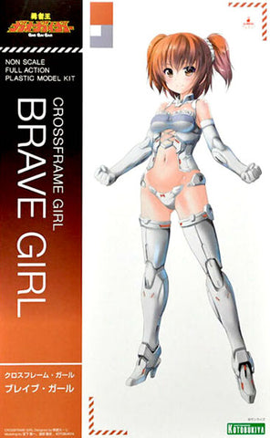 X4926 Frame Arms Cross Frame Girl Brave Girl