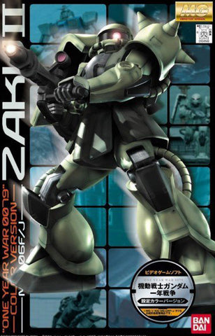 X2153 1/100 MG MS-06F Zaku II One Year War 0079