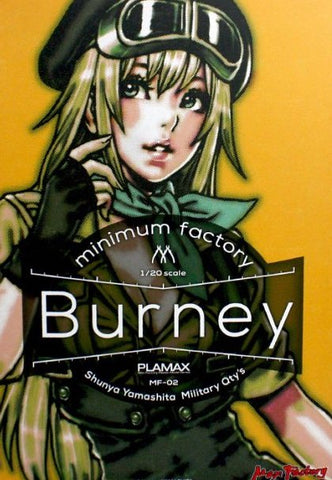 1/20 Minimum Factory MF-02 Burney