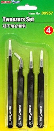 X5440 Master Tools Tweezer Set