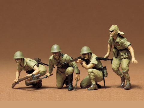 X0036 1/35 Japanese Army Infantry