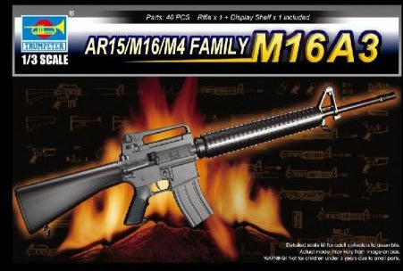 X4103 1/3 Rifle AR15 / M16 / M4 Family M16A3
