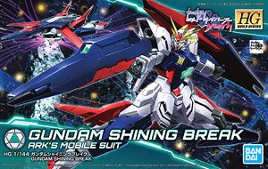 X1791 1/144 HGBD Gundam Shining Break