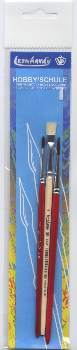 X1981 Hobby Brush 3pc Set