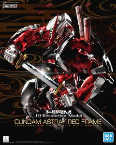 X1773 HiRM Hi Resolution Model Gundam Astray Red Frame