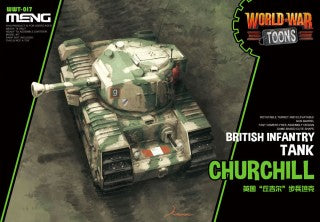 X4993 World War Toons Churchill