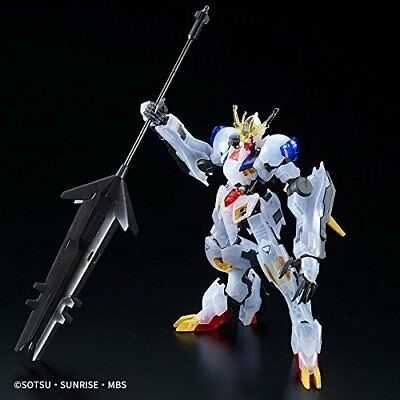 X2315 P Bandai 1/144 HG Gundam Barbatos Lupus Rex Clear Colour Version