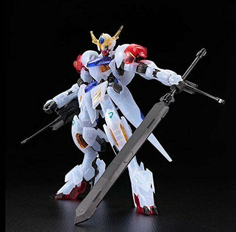 X2313 P Bandai 1/100 FM Gundam Barbatos Lupus Clear Colour Version
