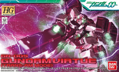 X0248 1/144 HG Gundam Virtue Trans Am Mode