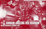 X2894 P Bandai 1/144 HGBF Gundam Amazing Red Warrior