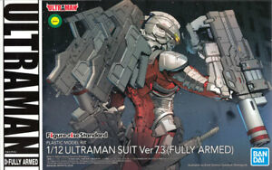 X3213 Figure-Rise Ultraman Suit Ver 7.3 Fully Armed