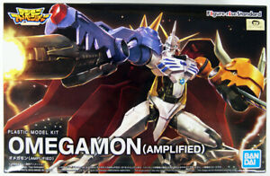 X3235 Figure-Rise Digimon Omegamon Amplified