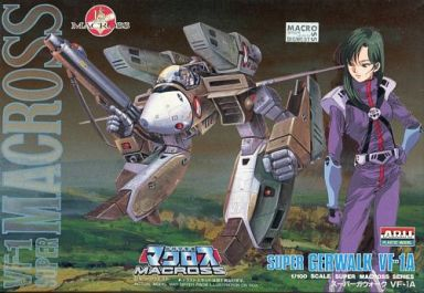 X3288 1/100 Macross #28 Super Gerwalk VF-1A
