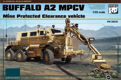 X4991 1/35 Buffalo A2 MPCV Mine Protected Clearance Vehicle