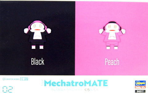 X2868 MechatroMate 02 Black & Pink