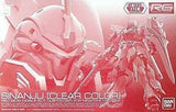 X2321 P Bandai 1/144 RG Sinanju Clear Colour Version Event Limited