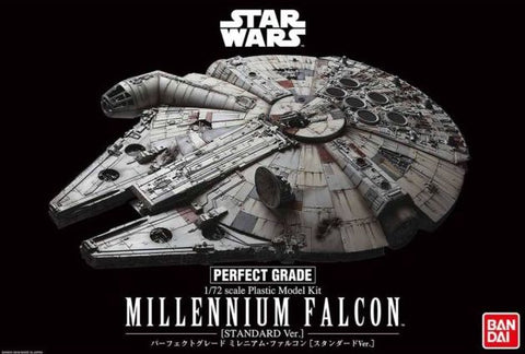 1/72 PG Star Wars Millennium Falcon Standard Version