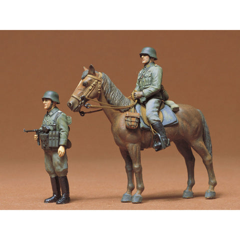 X0030 1/35 German Mounted Infantry