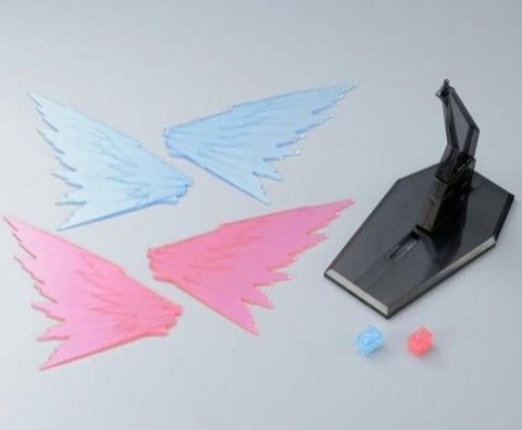 X1023 P Bandai 1/144 HG Expansion Effects Unit Wings of Light Set for Victory Two Gundam