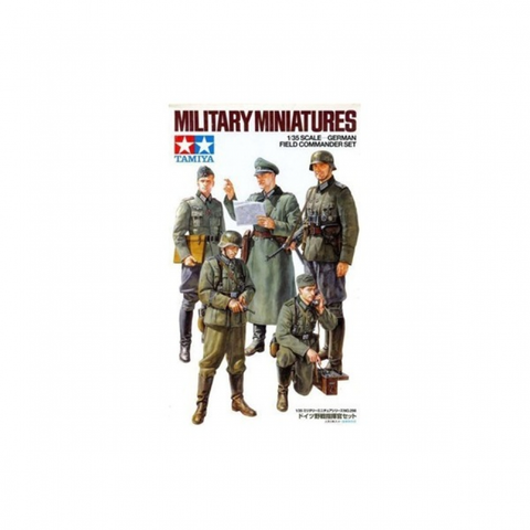 X0069 1/35 German Field Commander Set