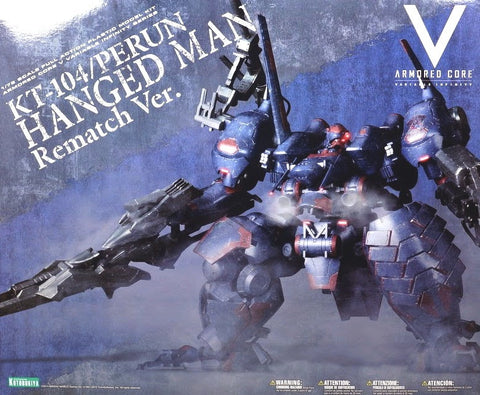 1/72 Armored Core Hanged Man Rematch Version