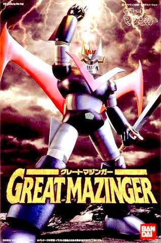 X0715 MechaColle Great Mazinger