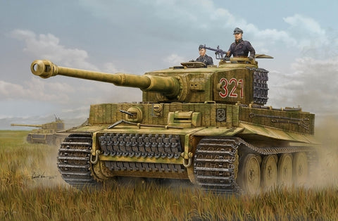 X0002 1/16 German Pz Kpfw IV Tiger