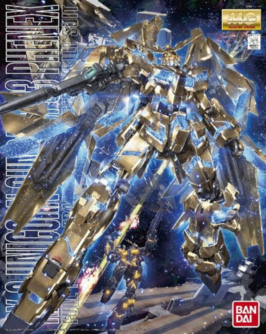 X3907 1/100 MG RX-Unicorn Gundam Phenex Full Psycho Frame Gold Version