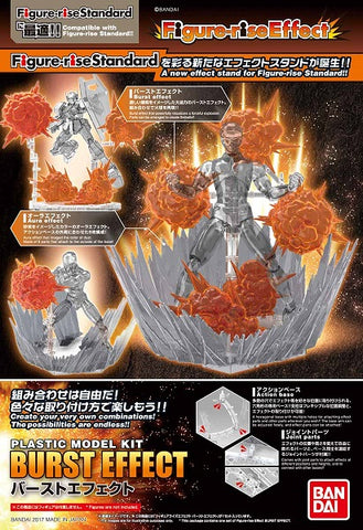 X0970 Figure-Rise Burst Effect