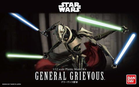 1/12 Star Wars General Grievous