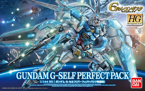 X4482 1/144 HG Gundam G-Self Perfect Pack Reconguista in G