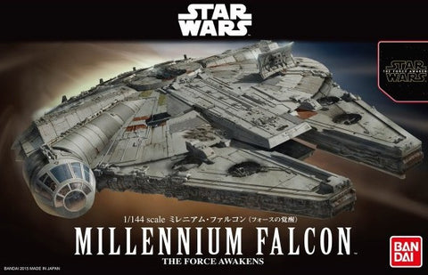 X2027 1/144 Star Wars The Force Awakens Millennium Falcon