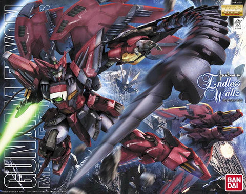 X0416 1/100 MG Gundam Epyon Endless Waltz OZ-13MS