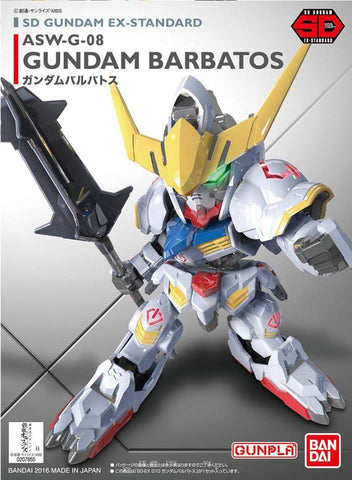 X0934 SD EX Standard 010 Barbatos