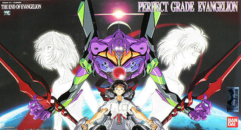 X2129 PG Perfect Grade Evangelion Eva 01 Test Type