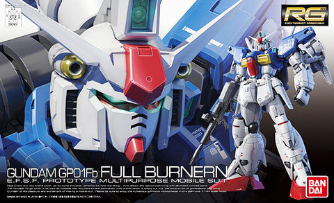 X0910 1/144 RG #13 Gundam GP01Fb Full Burnern