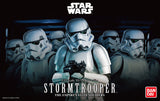 X3330 1/12 Star Wars Stormtrooper The Empire's Elite Soldiers