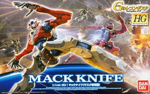 X1582 1/144 HG Reconguista Mack Knife