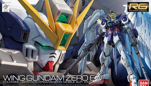 X0206 1/144 RG #17 Wing Gundam Zero EW Version