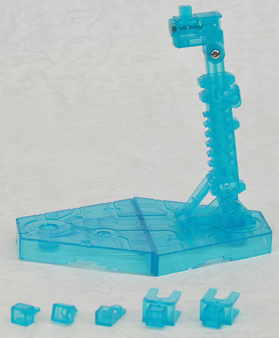 Gundam Display Action Base 2 Clear Blue