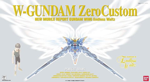 1/60 Perfect Grade Wing Gundam Zero Custom Endless Waltz