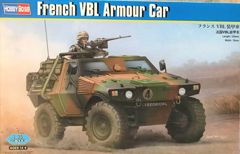 X5606 Pre Owned 1/35 French VBL Armour Car