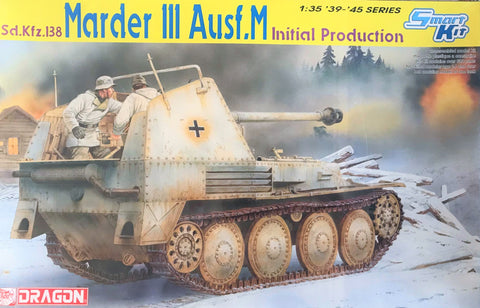 X5514 Pre Owned 1/35 Marder III Ausf M Initial Production