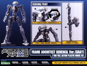 X1263 1/100 Frame Arms Architect Renewal Gray Version