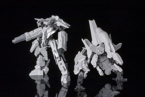 X1131 1/100 Frame Arms Kobold + Strauss Armor Set RE Rebuild Edition